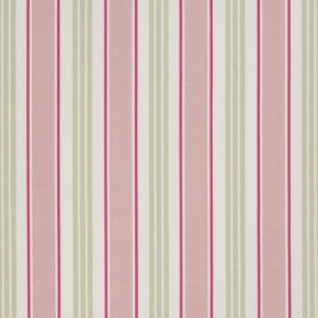 Clarke and Clarke Vintage Classics Deckchair Stripe Sage Cushion Covers