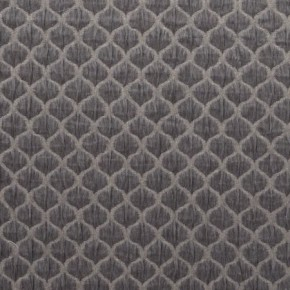 Clarke and Clarke Cadoro Deco Charcoal Curtain Fabric