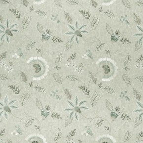 Clarke and Clarke Halcyon Delamere Duckegg Curtain Fabric