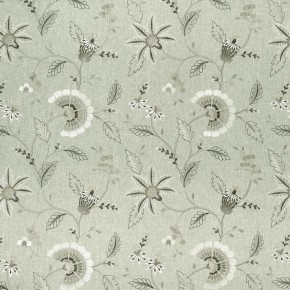 Clarke and Clarke Halcyon Delamere Natural Curtain Fabric