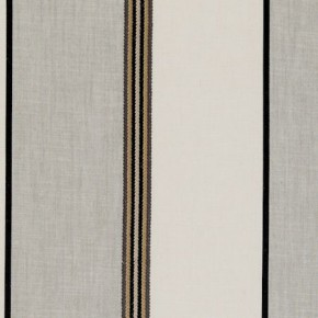 Clarke and Clarke South Beach Delano Natural Curtain Fabric