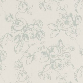 Clarke and Clarke Clarisse Delphine Duckegg Curtain Fabric