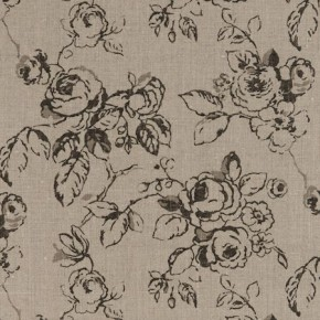 Clarke and Clarke Clarisse Delphine Linen Curtain Fabric