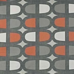 Prestigious Textiles SouthBank Docklands Mango Curtain Fabric