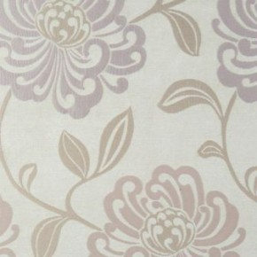 Clarke and Clarke Firenze Donatello Rose Curtain Fabric