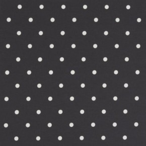 Clarke and Clarke Vintage Classics Dotty Charcoal Roman Blind
