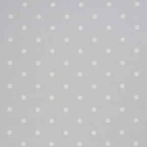 Clarke and Clarke Vintage Classics Dotty Grey Made to Measure Curtains
