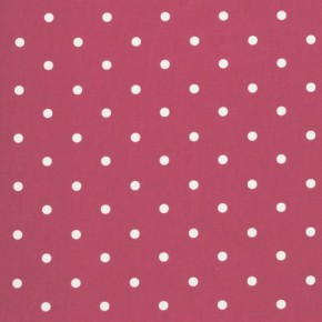 Clarke and Clarke Vintage Classics Dotty Multi Curtain Fabric