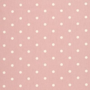 Clarke and Clarke Vintage Classics Dotty Rose Roman Blind