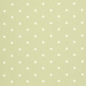 Clarke and Clarke Vintage Classics Dotty Sage Made to Measure Curtains