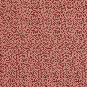 Clarke and Clarke Salon Ecaille Claret Curtain Fabric