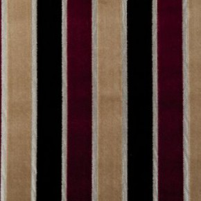Clarke and Clarke Academy Velvets Emilio Spice Curtain Fabric