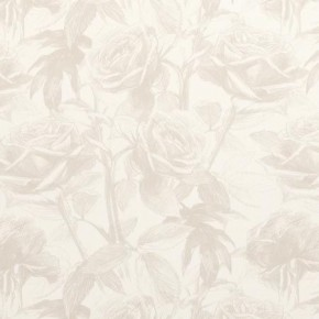 Clarke and Clarke Floribunda Empress Rose Linen Made to Measure Curtains