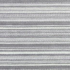 Rocco Enzo Silver Curtain Fabric