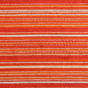 Rocco Enzo Tangerine Made to Measure Curtains
