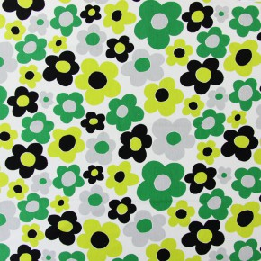 Prestigious Textiles Carnaby Fab Lime Made to Measure Curtains