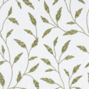 Avebury Fairford Olive Curtain Fabric