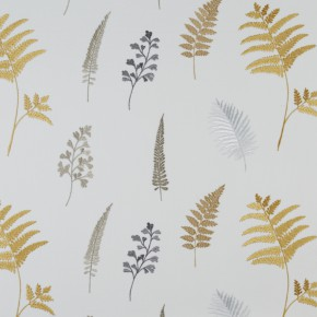 Prestigious Textiles Secret Garden Fauna Ocre Curtain Fabric