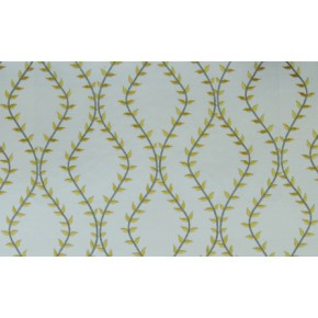 Fiorella Fern Sandstone Curtain Fabric
