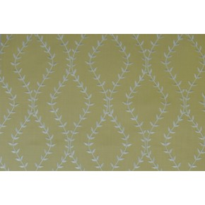 Fiorella Fern Vellum Curtain Fabric
