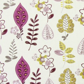 Jamboree Ferris Amethyst Curtain Fabric