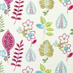 Jamboree Ferris Rose Curtain Fabric