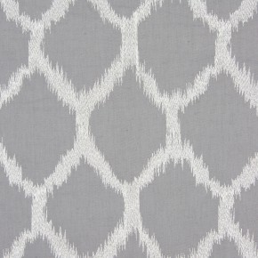 Opera Figaro Charcoal Curtain Fabric