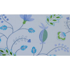 Fiorella Fiorella Azure Made to Measure Curtains
