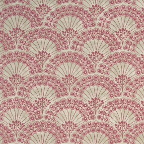 Bloomsbury Fitzvroy Berry Curtain Fabric