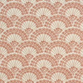 Bloomsbury Fitzvroy Spice Curtain Fabric