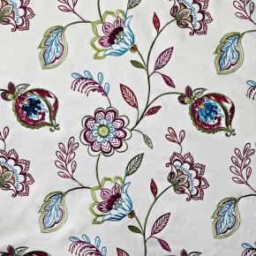 Prestigious Textiles Samba Flamenco Orchid Curtain Fabric