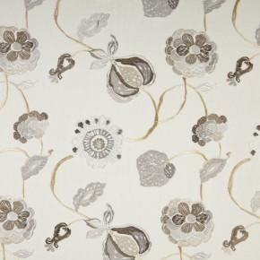 Prestigious Textiles Secret Garden Flora Natural Curtain Fabric
