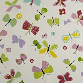Prestigious Textiles Playtime Florence Petal Made to Measure Curtains