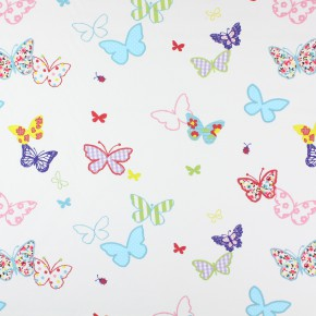 Prestigious Textiles Be Happy Flutter Tropical Curtain Fabric