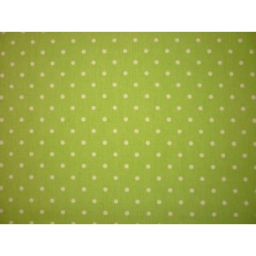 Full Stop Full Stop Mint Curtain Fabric