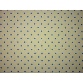 Full Stop Full Stop Powder Blue Roman Blind
