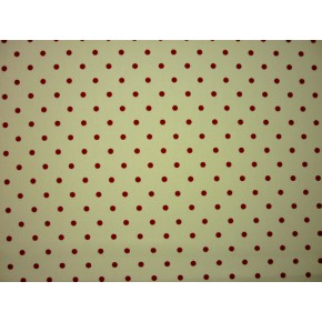 Full Stop Full Stop Ruby Curtain Fabric
