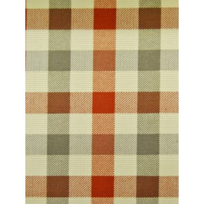 Shetland Glen Russet Made to Measure Curtains