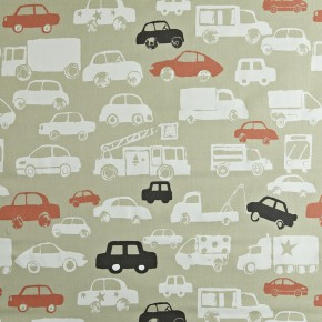 Prestigious Textiles Playtime Go Orange Roman Blind