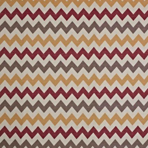 Prestigious Textiles Metro Graphix Spice Curtain Fabric