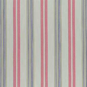 Clarke and Clarke  Colony Grenada Fuchsia/Violet Curtain Fabric