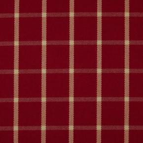 Prestigious Textiles Highlands Halkirk Cardinal Curtain Fabric
