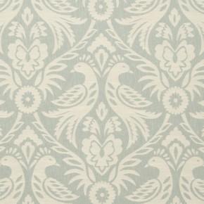 Clarke and Clarke Manorhouse Harewood Duckegg Cushion Covers