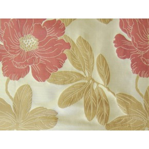 Hawaii Hawaii Raspberry Curtain Fabric
