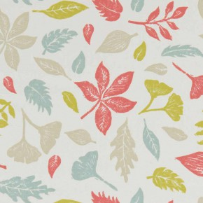 A Land and Sea Hawthorn Summer Curtain Fabric