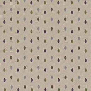 Clarke and Clarke Richmond Healey Heather Curtain Fabric