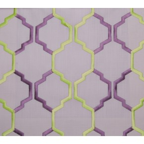 Helix Helix Lavender Curtain Fabric