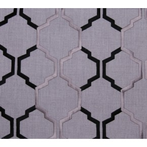 Helix Helix Onyx Curtain Fabric