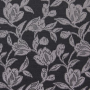 Glamorous Hepburn Graphite Made to Measure Curtains