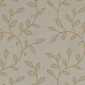 Clarke and Clarke Richmond Hetton Caramel Curtain Fabric